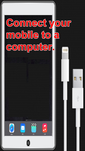 25 connect your mobile to a computer