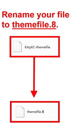 6 rename your theme file to themefile.8