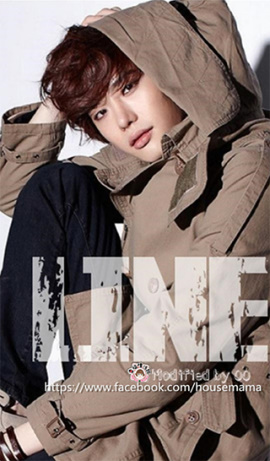 LINE theme for Android-Lee Jong Suk (1-1)