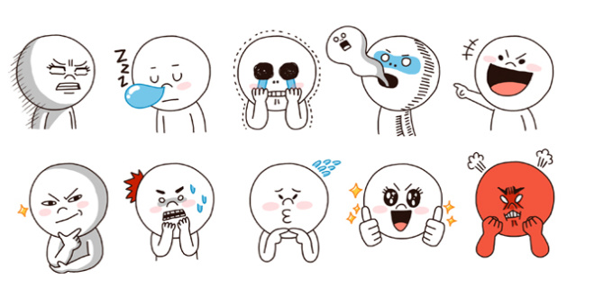 download free line stickers