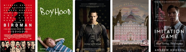 2015 Oscars Nominations_Best Directing