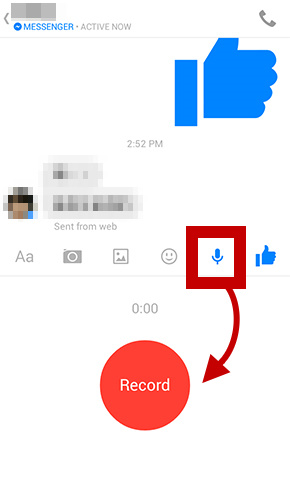 【FB Tips】Tricks for Facebook Messenger. (Android and iOS) (11)