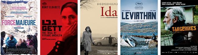 2015 Golden Globe Awards - BEST FOREIGN LANGUAGE FILM