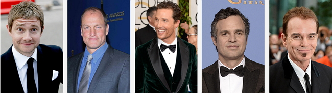 2015 Golden Globe Awards - BEST PERFORMANCE BY AN ACTOR IN A MINI-SERIES OR MOTION PICTURE MADE FOR TELEVISION