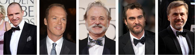 2015 Golden Globe Awards - BEST PERFORMANCE BY AN ACTOR IN A MOTION PICTURE - COMEDY OR MUSICAL