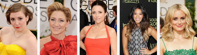 2015 Golden Globe Awards - BEST PERFORMANCE BY AN ACTRESS IN A TELEVISION SERIES - COMEDY OR MUSICAL