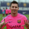 Lionel Messi  on Instagram