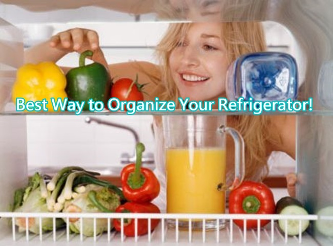 【Life Tips】Best Way to Organize Your Refrigerator