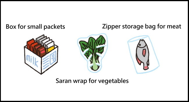 【Life Tips】Best Way to Organize Your Refrigerator(2)