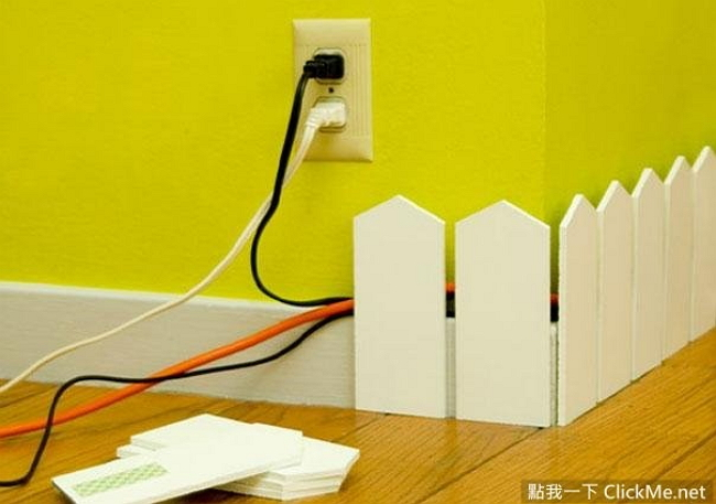 【Life Tips】Clean up all the cables, wires & earphone cords! (6)
