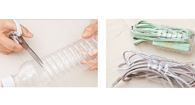 【Life Tips】Clean up all the cables, wires & earphone cords! (9)
