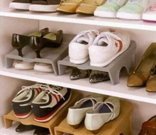Captivating 【Life Tips】Awesome Ideas To Organize Shoe Closet By Door (7)
