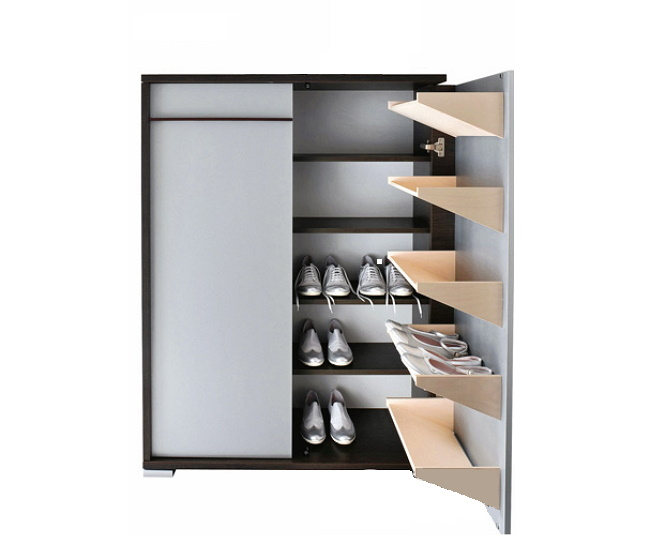 【Life Tips】Awesome Ideas to Organize Shoe Closet by door (8)