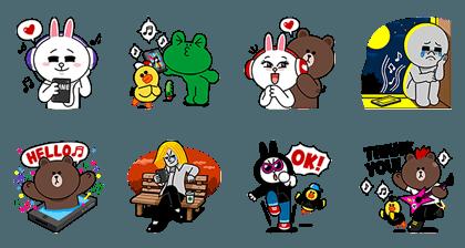 LINE-Sticker-4467