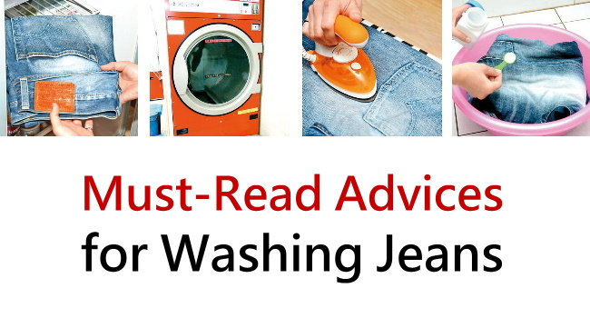 Tips for Washing Jeans 3