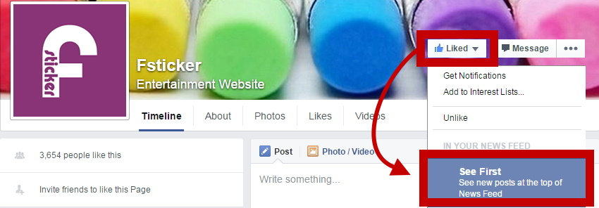 Facebook Tips_Facebook features_See First 2
