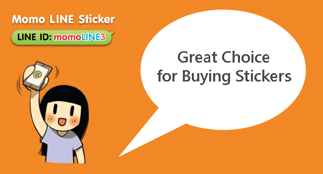 Buy LINE Stickers