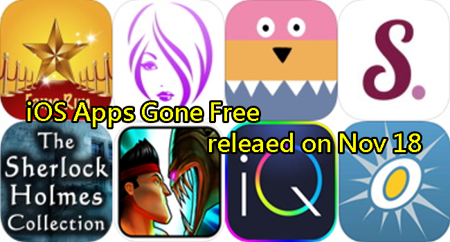 Daily iOS apps gone free_1118 650