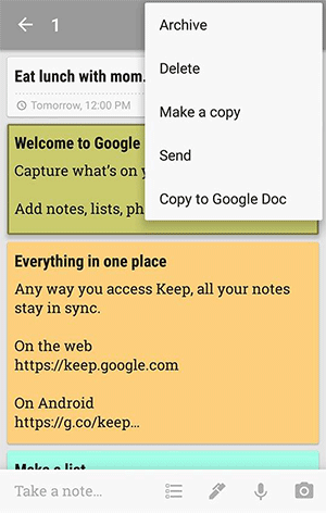 Download Google Keep_App for iOS and Android & Chrome Extension (12)