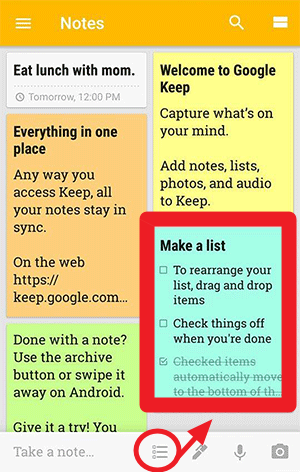 Download Google Keep_App for iOS and Android & Chrome Extension (5)
