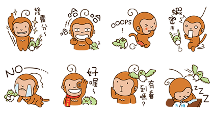 20160223 free line stickers (5)