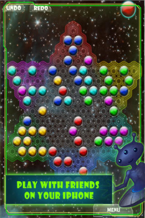 Daily Free Apps & Games to Download for iOS-Space-Checkers 1