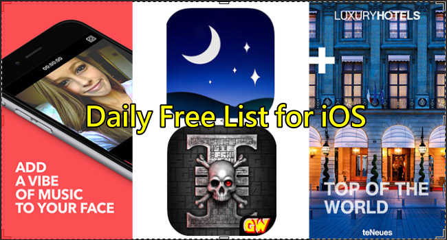 Daily free apps and games for iOS 0217 1