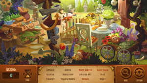 iOS apps and games gone free-Alice in Wonderland 2