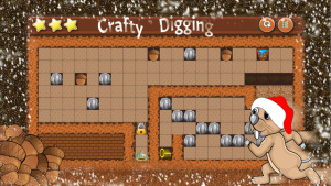 iOS apps and games gone free-Crafty Digging 2