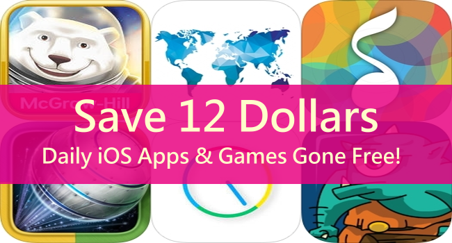iOS apps & games  gone free 0216 650
