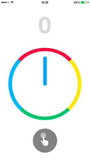 iOS daily games and apps gone free-Impossible Dial 1