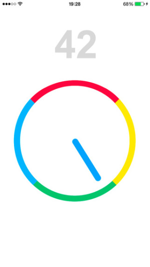 iOS daily games and apps gone free-Impossible Dial 2