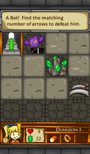 iOS daily games and apps gone free-Memory Quest 2
