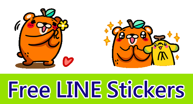 Free LINE sticker list_0322 650