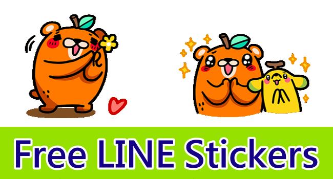 Free LINE sticker list_0322 650