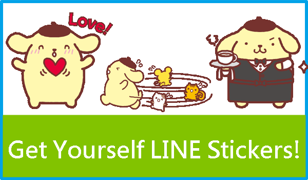Free LINE sticker list_0328 650