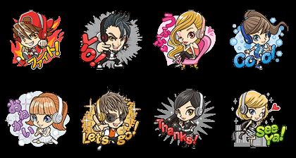 20160418 free line stickers (1)