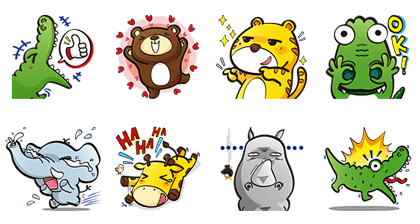 20160419 FREE LINE STICKERS (7)