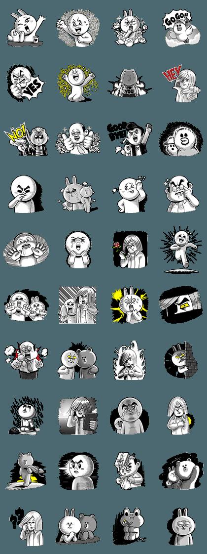20160523 line stickers (2)
