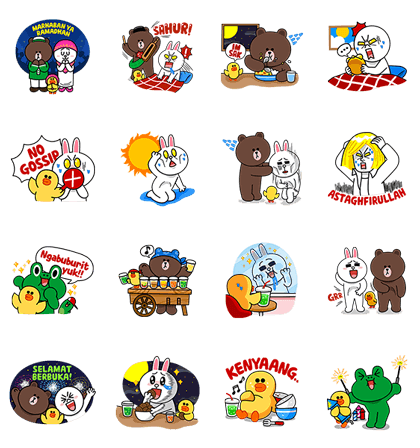 20160531 line stickers (2)
