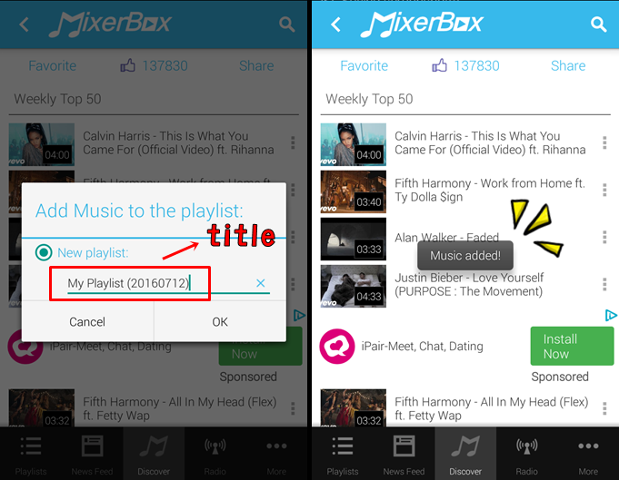 Free APP】Best MV Player APP – Mixer Box (For iOS & Android