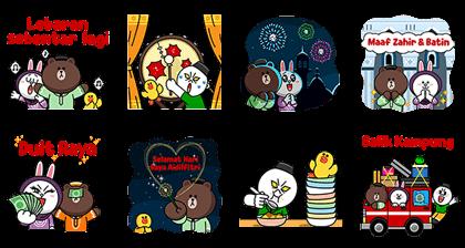 20160705 animal free line stickers (20)
