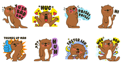 20160719 free line stickers (17)