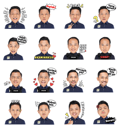 20160719 free line stickers (2)