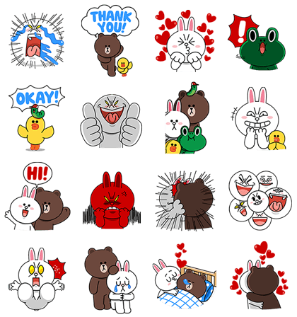 20160719 free line stickers (5)