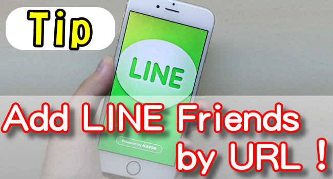 Add Line friends 1
