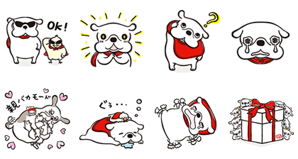 160912 Free LINE stickers (9)
