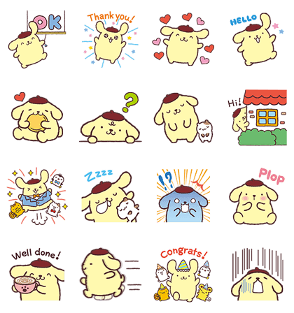 160912 LINE stickers (3)