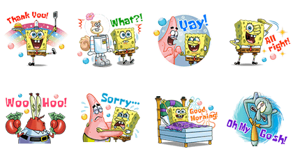 Free LINE stickers 160920 (8)