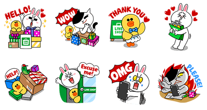 Free LINE stickers 160920 (9)
